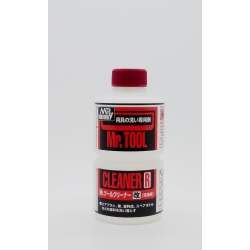 GUNZE Mr Hobby T-113 Mr Tool Cleaner For Brush and Airbrush 250ml