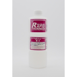 GUNZE Mr Hobby T-117 Mr Color Rapid Thinner 400ml