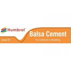 HUMBROL AE0603 Balsa Cement 24ml