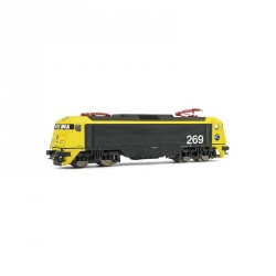 ELECTROTREN 2690 HO 1/87 Locomotive Electrique Gato Montes DC Digital