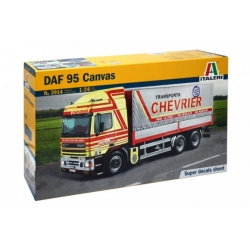 ITALERI 3914 1/24 DAF 95 Canvas