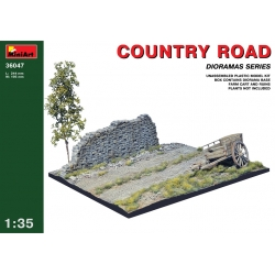 Miniart 36047 1/35 Country Road