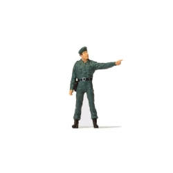 Preiser 28098 HO 1/87 Officier – Customs Officer