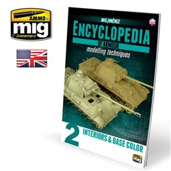 AMMO OF MIG A.MIG-6151 Encyclopedia Of Armour Modelling Techniques VOL.2 ENG.