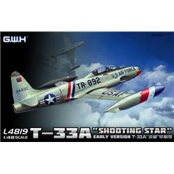 Great Wall Hobby GWH04819 1/48 T-33A Early Version