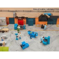 Takom 2005 1/35 German Civilian Car with Gas Rockets