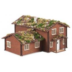 Preiser 28153 HO 1/87 A La Table à Dessin – At the drawingboard