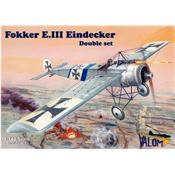 VALOM 14414 1/144 Fokker E.III Eindecker