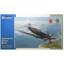 UNIMODELS 272 1/72 Pz.Kpfw.III Ausf.L WWII German Tank