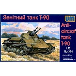 UNIMODELS 394 1/72 Anti-aircraft tank T-90