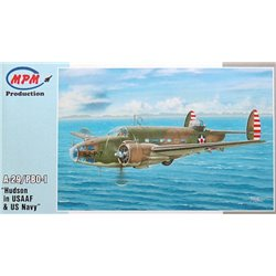"MPM 72541 1/72 A-29/PBO-1 Hudson ""Hudson in USAAF & US Navy"""
