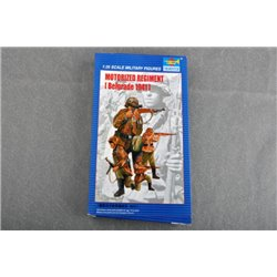 Trumpeter 00403 1/35 Motorized Regiment (Belgrade 1944)