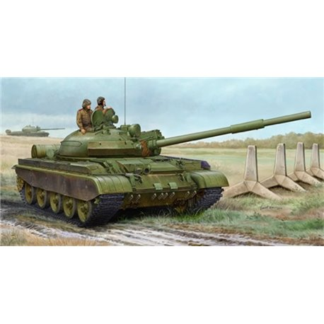 TRUMPETER 01553 1/35 Russian T-62 BDD Mod.1984 Mod.1962 modification