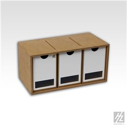 HOBBY ZONE HZ-OM01b Drawers Module x 3