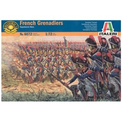 ITALERI 6072 1/72 Grenadiers Français - French Grenadiers