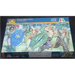 ITALERI 6022 1/72 Guerriers Gaulois - Gaul Warriors