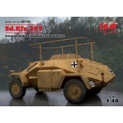 ITALERI 3920 1/24 DAF XF105 ''Maritime''