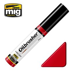 AMMO OF MIG A.MIG-3503 Oilbrushers Rouge – Red