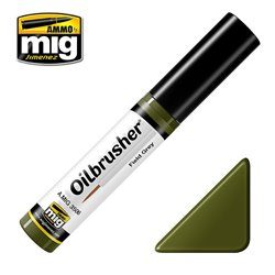 AMMO OF MIG A.MIG-3506 Oilbrushers Vert Uniforme – Field Green