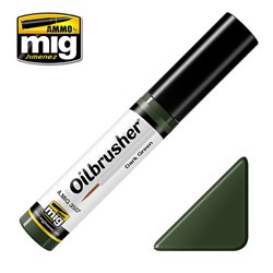 AMMO OF MIG A.MIG-3507 Oilbrushers Dark Green