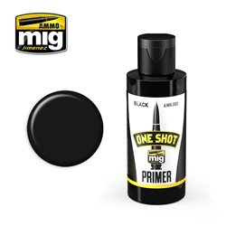 AMMO BY MIG A.MIG-2023 One Shot Primer Black 60ml