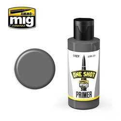 AMMO OF MIG A.MIG-2024 One Shot Primer Grey 60ml