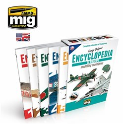 AMMO OF MIG A.MIG-6049 Complete Encyclopedia Aircraft Modelling Techniques Eng