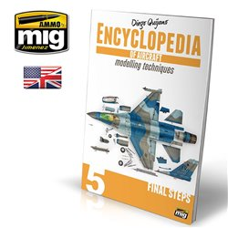 AMMO OF MIG A.MIG-6054 Encyclopedia Of Aircraft Modelling Tech Vol.5 Final English