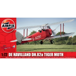 AIRFIX A01024 1/72 DE HAVILLAND DH.82a Tiger MOTH