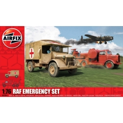 AIRFIX A03304 1/76 RAF Emergency Set