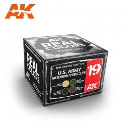 PANZER ART RE35-425 Mercedes G4 Road wheels (Commercial pattern)