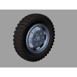 PANZER ART RE35-405 Steyr 1500 Road wheels (Gelande pattern)