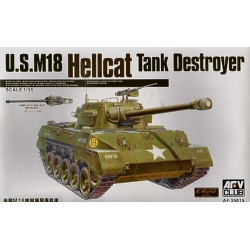AFV Club AF35015 1/35 M18 Hellcat Tank Destroyer