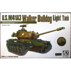 AFV CLUB AF35041 1/35 US M41A3 Walker Bulldog Light Tank