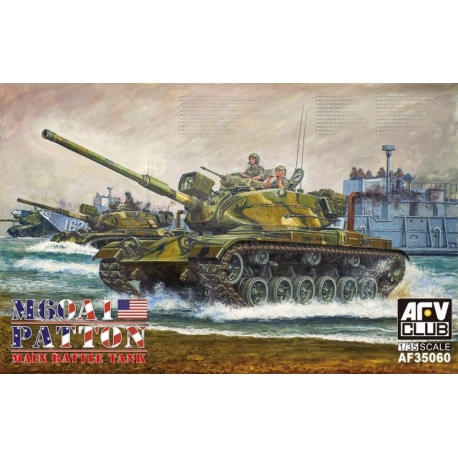 AFV Club AF35060 M60A1 Patton Main Battle Tank