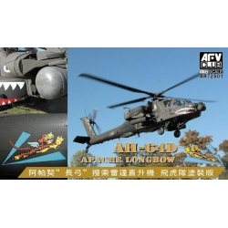 AFV CLUB AFAR72S01 AH-64D Apache Longbow (Flying Tiger)