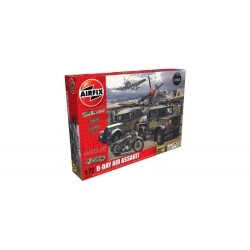 AIRFIX A50157 1/72 D-Day The Air Assault Gift Set
