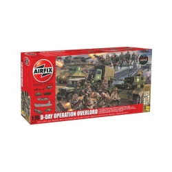 AIRFIX A50162 1/76 D-Day Operation Overlord Gift Set
