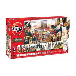 AIRFIX A50174 1/72 Battle of Waterloo 1815-2015 Gift Set