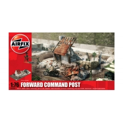 AIRIFX A03381 1/76 Forward Command Post
