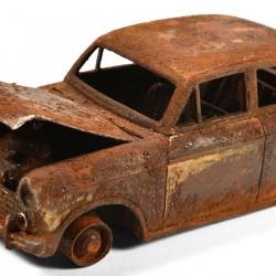 Faller 170607 HO 187 Wall card, Clinker brick