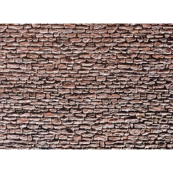 Faller 170618 HO 1/87 Wall card, Slate