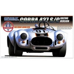 Fujimi 120928 1/24 Shelby Cobra 427 S/C Racing Version - 1965 USRRC Laguna