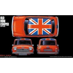 Fujimi 12220 1/24 Old Mini Cooper Vintage