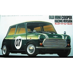 Fujimi 12229 1/24 Old Mini Copper Racing Version