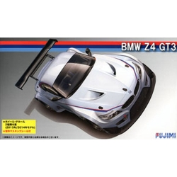 Fujimi 126081 1/24 BMW Z4 GT3 2014 with Window Frame Masking