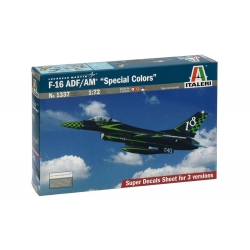 "ITALERI 1337 1/72 F-16 ADF/AM ""Special Colors"""