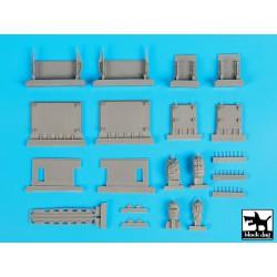 ITALERI 1373 1/72 F-4 C/D/J Phantom II U.S.A.F. - U.S. Navy Vietnam Aces