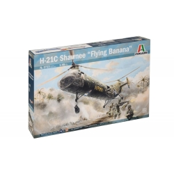 "ITALERI 2733 1/48 H-21C Shawnee ""Flying Banana"""