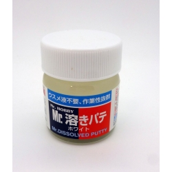 GUNZE Sangyo Mr Hobby P119 Mr Dissolved Putty